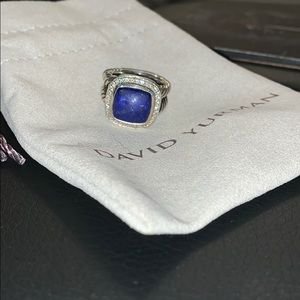 David Yurman blue lapis Albion ring